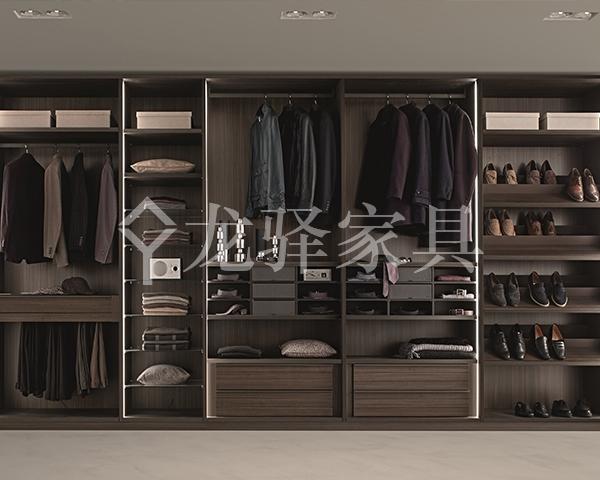 衣柜定制风格